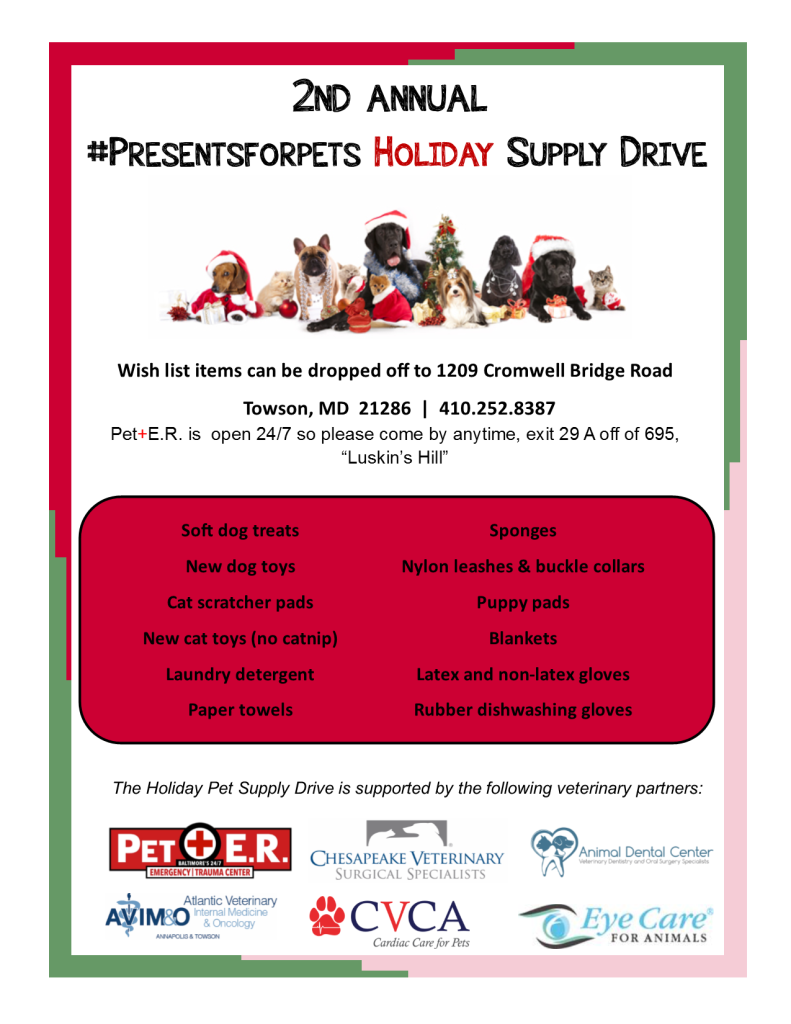 annapolis holiday pets flyer